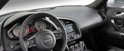 Photo de la supercar Audi R8 : design Intérieur