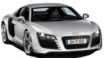 L'Audi R8 est la première supercar d'Audi, dans un marché du luxe automobile en pleine expansion osus le décollage économique de nouveaux pays (Inde, Chine) et de l'enrichissement des pays du Golfe avec leur pétrole. Lancement marketing astucieux, lignes Audi impressionnantes caractérisent cette supercar <b>Audi R8</b>.