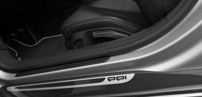 Photo de la supercar Audi R8  modifiée par PPI: design Intérieur