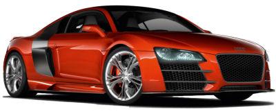 Audi décline à volonté son concept de supercar diesel. Après le concept-car Audi R8 V12 TDI de couleur grise, Audi présente au salon de Genève un concept-car <b>Audi R8 TDI Le Mans</b> de couleur rouge, accuentuant le caractère sportif de la supercar, référence directe aux succès de l'Audi R10 TDI aux 24 heures du Mans.